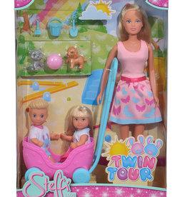 Steffi Love Steffi love - La promenade des jumeaux