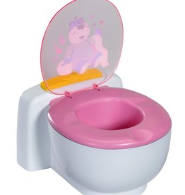 Zapf creation Baby born - Toilette interactive Poo-Poo