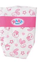 Zapf creation Baby born -  5 Couches pour poupée