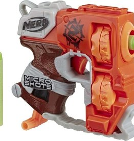Hasbro Nerf Micro Shots Blasters - flipfury