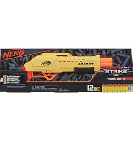 Hasbro Nerf Alpha - Strike Tiger DB8 2