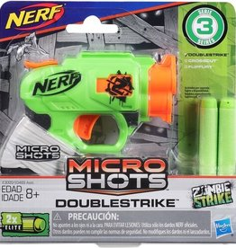 Hasbro Nerf Micro Shots Blasters - Doublestrike