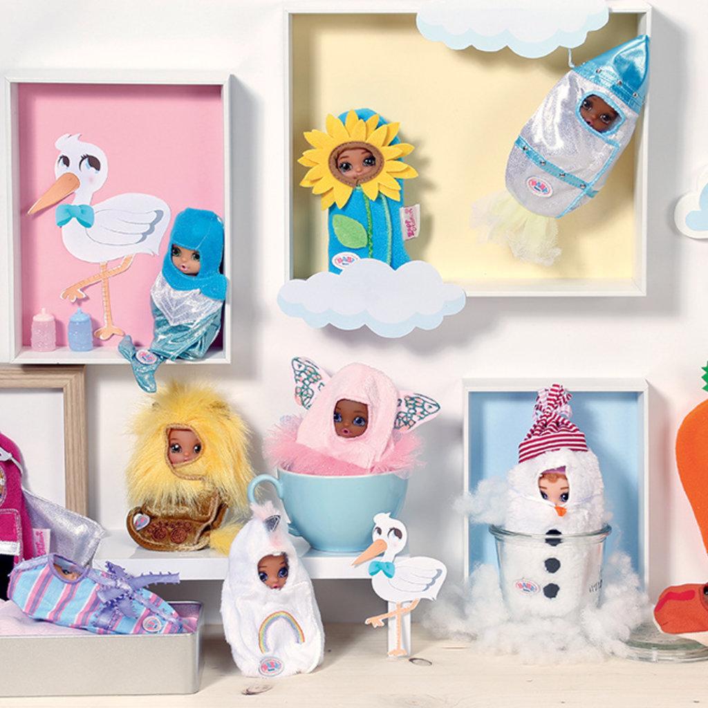 Zapf creation Baby born Surprise - Doll Serie