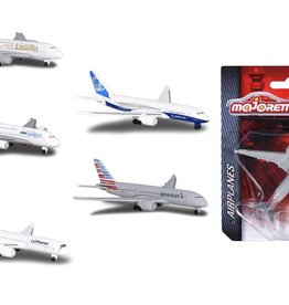 Majorette Avion de compagnie aérienne (assortiment)