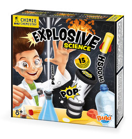 Buki Science explosive