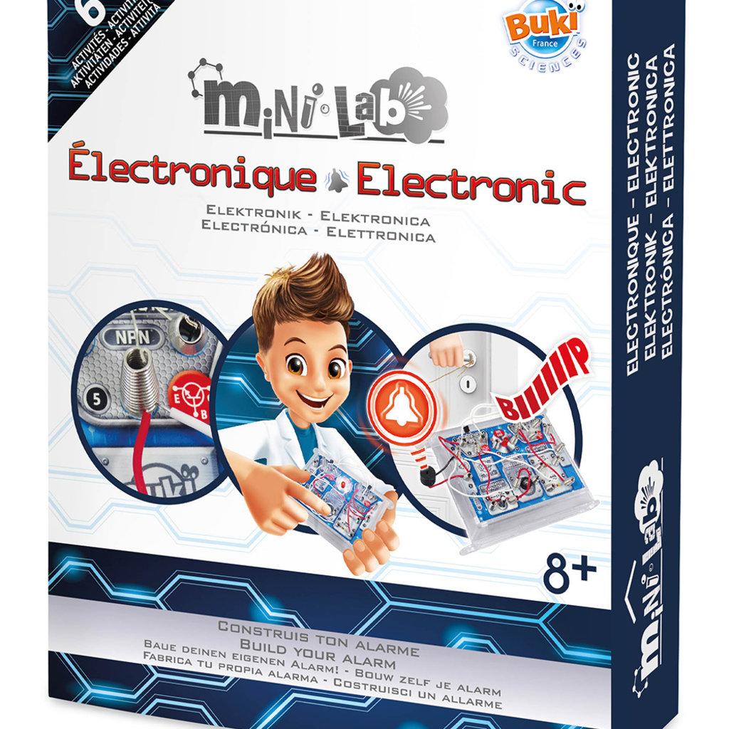 Buki Mini Lab - Électronique
