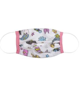 Great Pretenders Masque de protection pour enfant Sirène