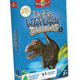 Bioviva Défis Nature - Dinosaures 1