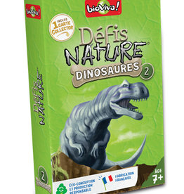 Bioviva Défis Nature - Dinosaures 2