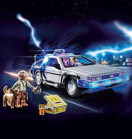 Playmobil 70317 Retour vers le futur - DeLorean