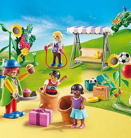 Playmobil Aménagement pour fête 70212