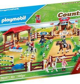 Playmobil Centre d'entrainement pour chevaux 70337