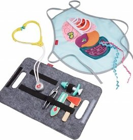 Fisher-Price Trousse de patient et médecin