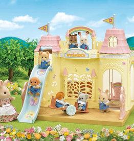 Calico Critters Garderie château pour bébé