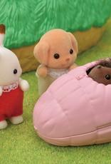 Calico Critters le repaire  de bébé hérisson