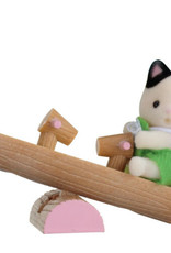Calico Critters Mini boite avec personnages