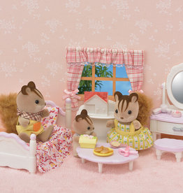 Calico Critters Chambre avec coiffeuse