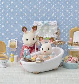 Calico Critters Ensemble de salle de bain