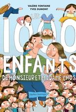 Albums jeunesse 1000 enfants de monsieur et madame Chose (Les)