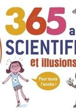 Fleurus 365 activités scientifiques et illusions d'optique