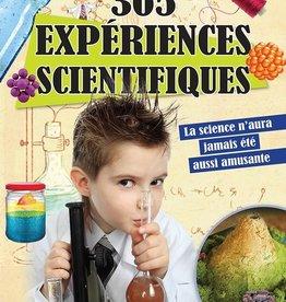 Broquet 365 expériences scientifiques