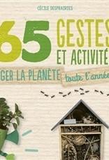 Fleurus 365 Gestes et activités pour protéger la plane`te