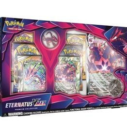 The Pokemon Company Coffret Vmax Eternatus premium collection