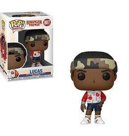 Funko Pop ! Stranger things Lucas