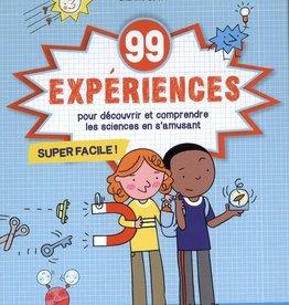 Fleurus 99 expériences pour découvrir et comprendre les sciences en s'amusant