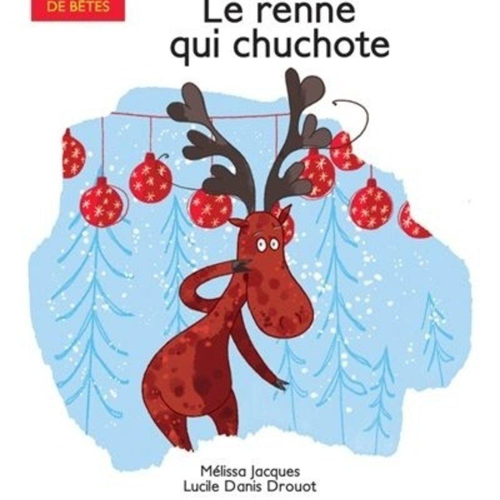 DOMINIQUE & CIE À pas de souris - Le renne qui chuchote