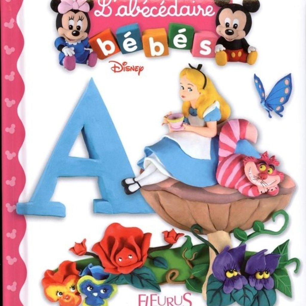 Fleurus Abécédaire Disney L'