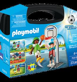 Playmobil 70313 Valissette multi-sport garcons