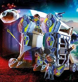 Playmobil 70391 Novelmore -Tour d'attaque mobil des chevaliers novelmore