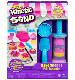 Spin Master Kinetic Sand - Coffret Pâtisserie