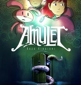 Scholastic Amulet 01  Le gardien de la pierre