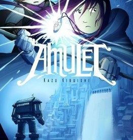 Scholastic Amulet 02  La malédiction du gardien de la pierre
