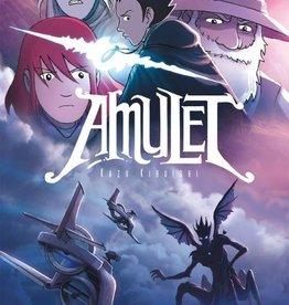 Scholastic Amulet 05  Le prince des Elfes