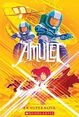 Scholastic Amulet 08  La supernova