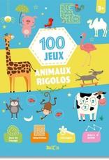 Le Ballon 100 jeux : Animaux rigolos