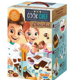 Buki - Cook chef - Chocolat