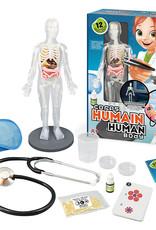 Buki - Corps humain