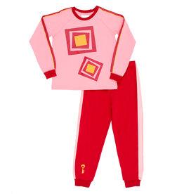 Passe-partout pyjama 2 pièces - Passe-carreau 3-4 ans
