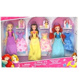 Hasbro Ensemble d'habillage royal de princesse disney