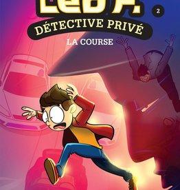 PETIT HOMME Léo P., détective privé T.2 : La course