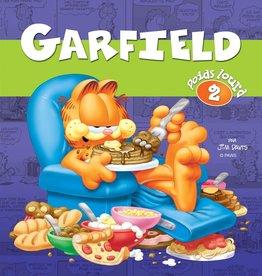 PRESSES AVENTURE Garfield poids lourd T.2