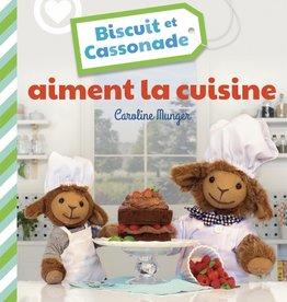 BAGNOLE Biscuit et Cassonade aiment la cuisine