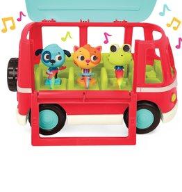 B.Toys Land of B.-Doo B. Doo's Autobus musical lumineux