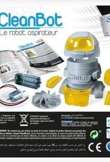 Clementoni Cleanbot Le robot aspirateur