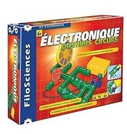 filoscience Premiers circuits électronique