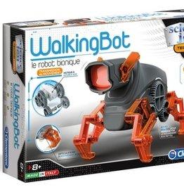 Clementoni Walking bot -Le robot bionique  (francais)